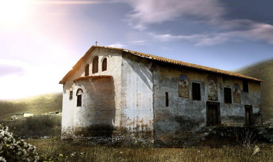 The church St. George